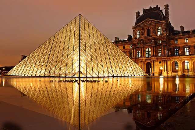 Louvre Frankrijk